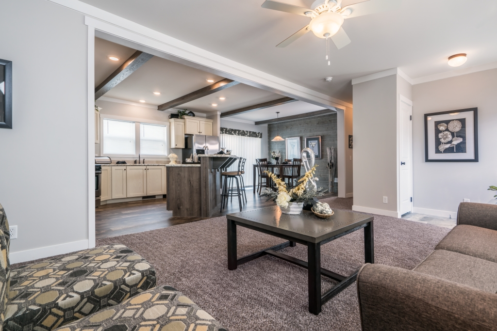 Open Concept Living in our Westlake 3W115A!